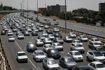 وضعیت ترافیک صبحگاهی جادهها/ از جاده چالوس تا هراز