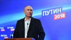 بوتين يفوز بـ 76.66% من الأصوات بعد فرز 99.83% منها
