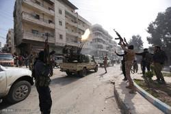 اشغال شهر عفرین توسط ارتش ترکیه