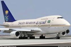 وصول أول طائرة سعودية إلى مطار أربيل بعد رفع الحظر الجوي