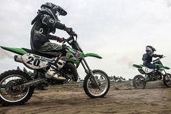 برتری دامغان در مسابقات موتور کراس یادبودشهدای روستای جزن