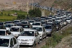 ترافیک در قزوین