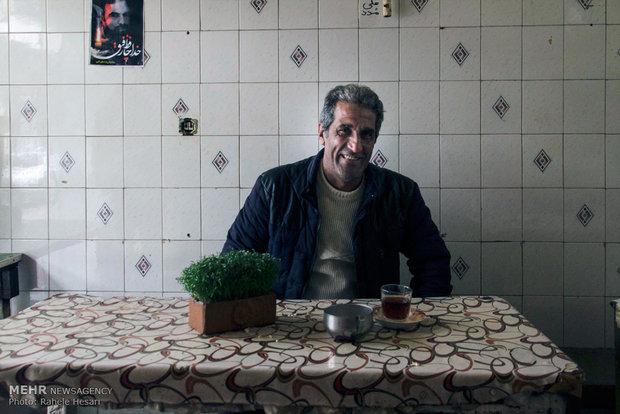 Tüm İran halkı yeni yılı bekliyor