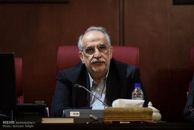 بازدید وزیر اقتصاد از خزانه