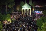 شیراز میں حافظیہ میں نئے سال کی تحویل کی تقریب
