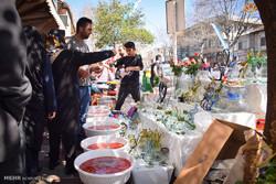 حال و هوای بازار و شهر گرگان در آستانه نوروز
