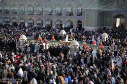 بیش از ۲ میلیون و ۵۶۰ هزار زائر وارد مشهد شدند