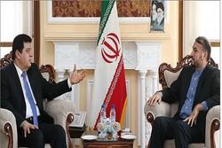 عبد اللهيان: مكافحة الارهاب تحتاج إلى مواجهات وليس مباحثات