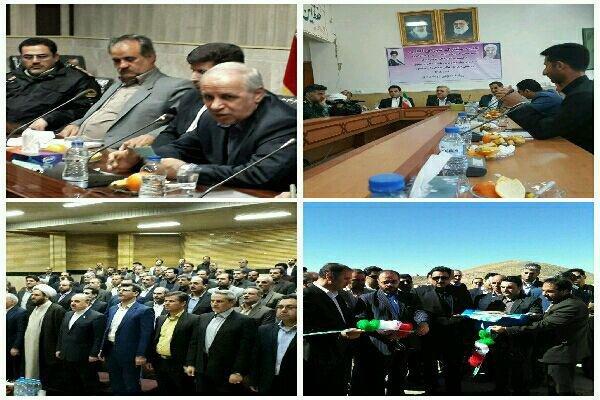 وزرا و معاونین دولت به شهرستانهای مختلف کرمانشاه سفر کردند