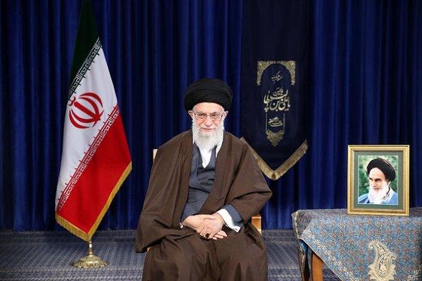 """قائد الثورة يهنئ الشعب الايراني بالعام الايراني الجديد ويسميه بعام""""دعم البضائع الإيرانية"""""""