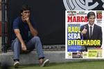 کاپیتان اسطورهای رئال مادرید، مربی میشود