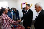 ایران کے نائب صدر کا دورہ کرمان