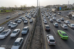 وضعیت جوی و ترافیکی شنبه شب در جاده های کشور