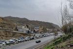 ترافیک نیمه سنگین در محورهای هراز و فیروزکوه/زمان سفر مدیریت شود