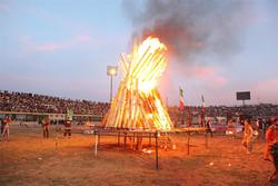 جشن نوروز در سنندج