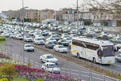 محدودیت ترافیکی تعطیلات عید غدیر/ کرج - چالوس از فردا یکطرفه است
