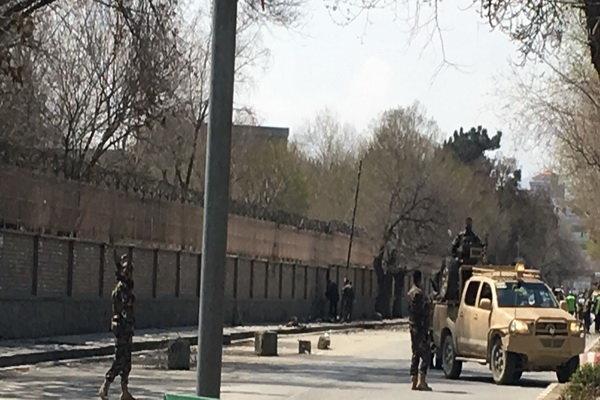 """طهران تدين هجمات كابول الإرهابية وتصفها بـ""""الإجرامية"""""""
