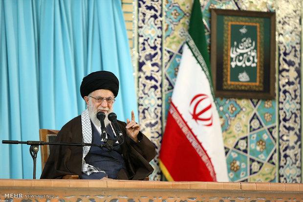 ایران میں رہنے والی تمام اقوام اور مذاہب کو مکمل آزادی حاصل ہے