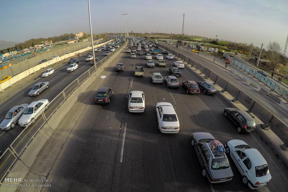 جزئیات ممنوعیتها و محدودیتهای ترافیکی محورهای مواصلاتی کشور – خبرگزاری مهر | اخبار ایران و جهان