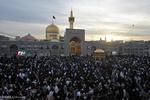 بانوی مجارستانی در حرم ثامن الحجج(ع) به دین اسلام مشرف شد