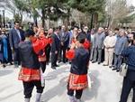 جشن ملی نوروزگاه در آرامگاه فردوسی برگزار شد
