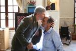 ایرانی وزیر دفاع کی جانبازوں سے ملاقات