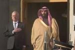 محمد بنسلمان با وزیر دفاع آمریکا دیدار کرد