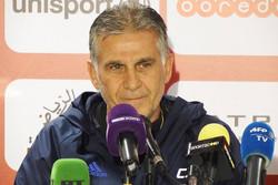 كارلوس كيروش: مواجهة المنتخب الجزائري اختبار جدي بالنسبة لايران