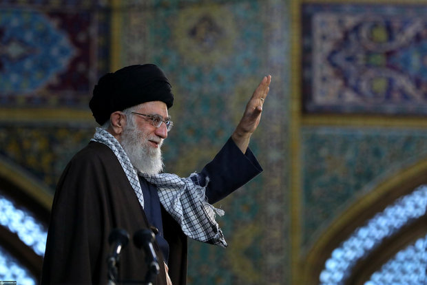 Ayatollah Khamenei delivers speech on the first day of 1397 Persian New Year