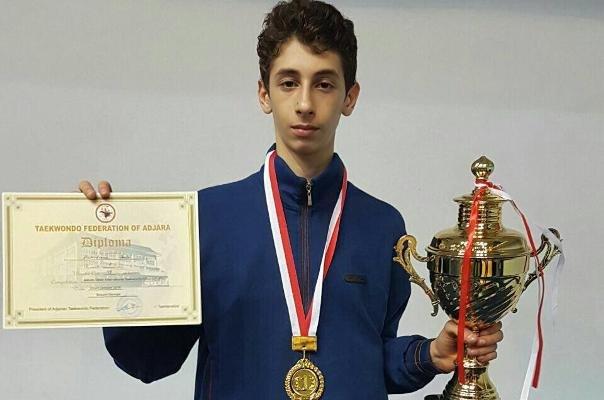 إيران تحرز  الذهبية الثانية في بطولة جيوش العالم للتايكواندو