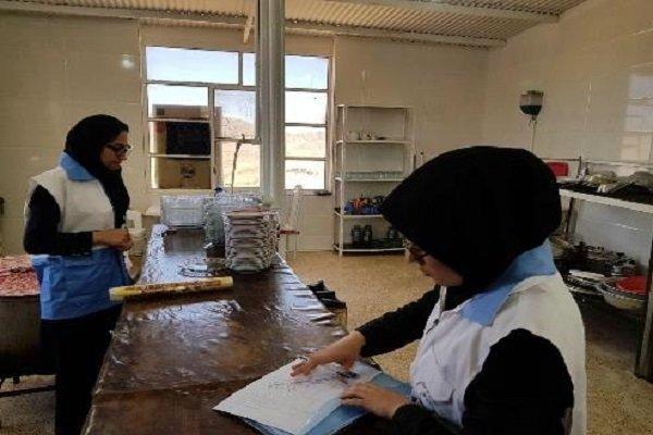 ۱۴۱۹ تن موادغذایی فاسد و غیر بهداشتی نابود شد
