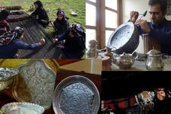 هنرمندان صنایع دستی لرستان در ۲۳ نمایشگاه ملی شرکت کردند