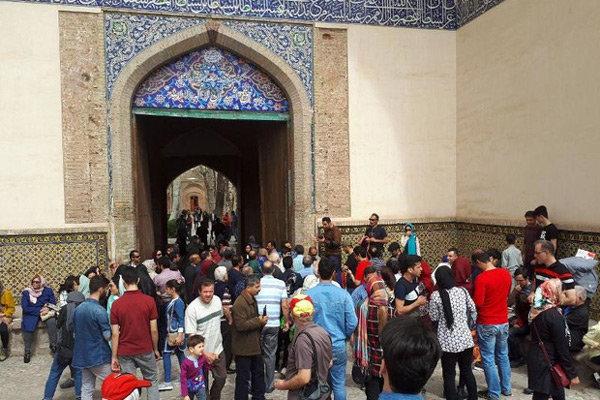 خاطرهبازی نوروزی در تور تهرانگردی از ششم فروردینماه
