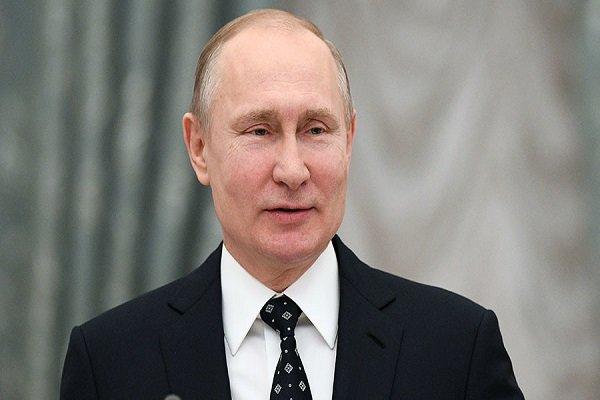 روسی صدر پوتین نے چوتھی بار صدارت کا حلف اٹھا لیا