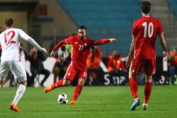 تیم ملی فوتبال ایران - سامان قدوس