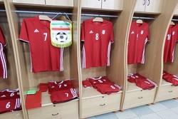 توضیح فدراسیون فوتبال در خصوص پیراهنهای تیم ملی در تونس