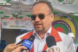 امدادرسانی به ۳۷۷ حادثه دیده ناشی از حوادث جاده ای در زنجان