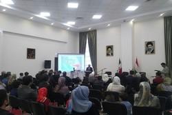 Tacikistan'daki Nevruz Sergisi'nde İran standına büyük ilgi