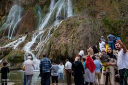 طرح اصلاح زیرساختهای گردشگری آبشار «بیشه» به فوریت انجام میشود