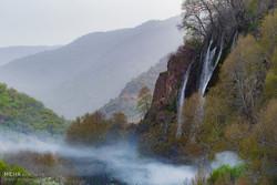 نوروز در آبشار بیشه