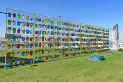 زیباسازی شهر اراک با بهره گیری از تولیدات داخلی پیگیری می شود