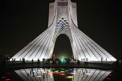 برج آزادی میزبان سرودهای انقلابی می شود