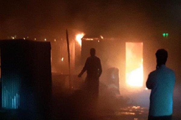 Tea house arson blaze kills 11, injures 6 in SW Iran