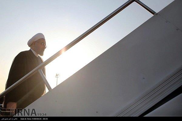 Pres. Rouhani to visit Turkmenistan, Azerbaijan
