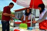 برپایی ۷۵ ایستگاه سلامت در معابر و مراکز عمومی شمال شرق تهران