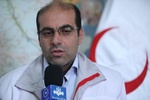 حبیب درگاهی سرپرست سازمان داوطلبان جمعیت هلالاحمر - کراپشده