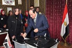 سیسی انتخابات مصر