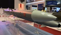 موشک بالستی ترکیه