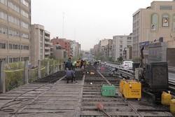 پل کریم خان بازگشایی شد