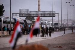 """اتفاق دوما لاخراج """"جيش الإسلام"""" من الغوطة إلى جرابلس يدخل حيز التنفيذ"""